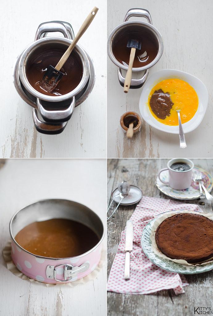Moulleaux marroni e cioccolato