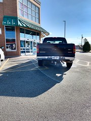 How NOT to park