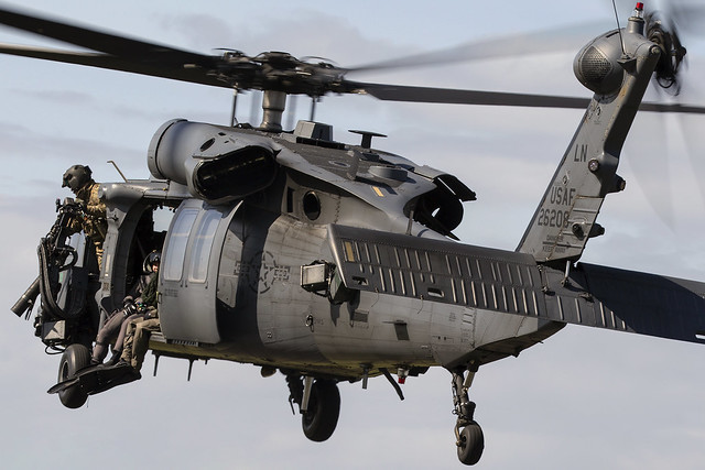 USAFE Sikorsky HH-60G Pave Hawk, 89-26208; 56th RQS/48th Fighter Wing RAF Lakenheath