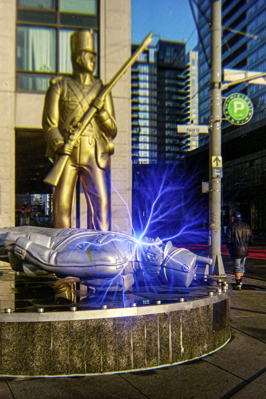 Toronto on Revolog Tesla 1