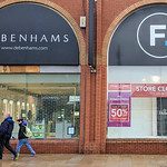Preston Debenhams store closing down