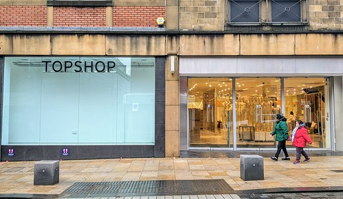Goodbye Top Shop. Hello Top Shop | by Tony Worrall