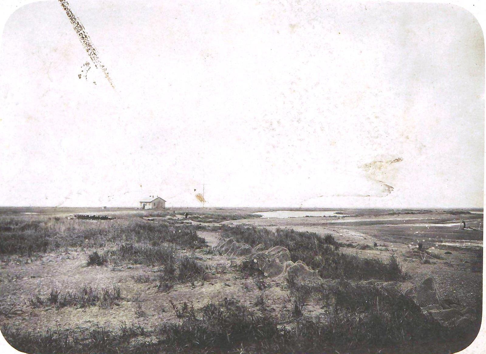 11. Сигнальная станция дирекции лоции и маяков Восточного Океана на острове Лангр