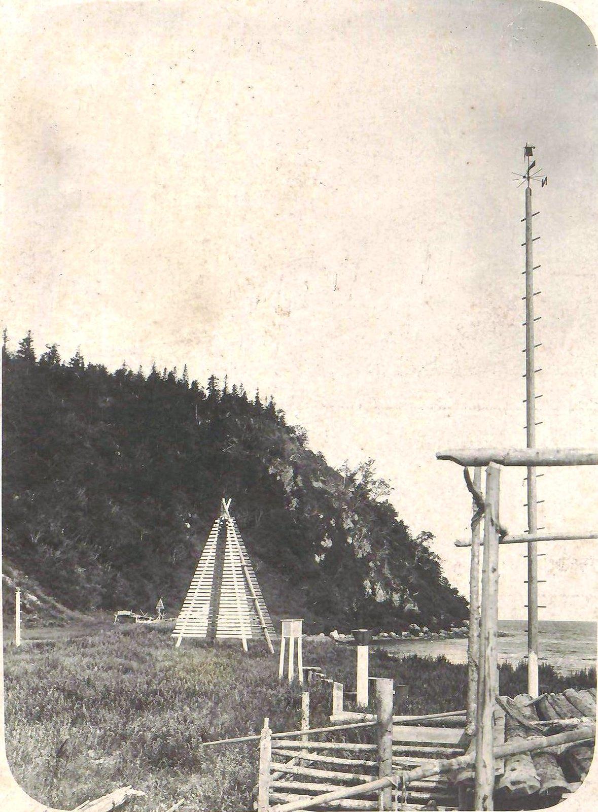 06. Метеорологическая станция на мысе Пронге
