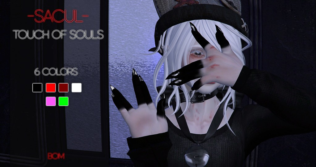 -Sacul- Touch of souls BoM