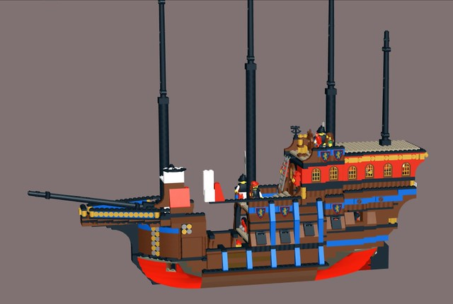Some Type of Carrack Design