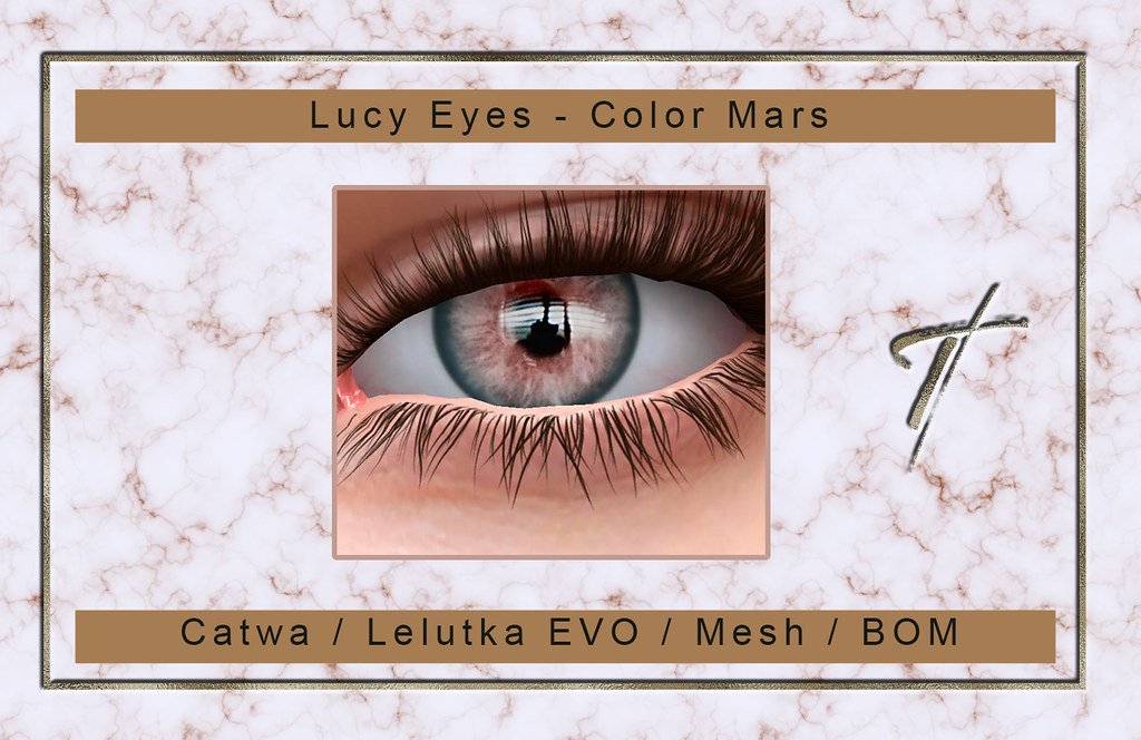 Tville – Lucy Eyes *mars*