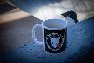 Fuel Rats Mug on the Arctic Expedition | by Uvelius: Jugger and other stuff