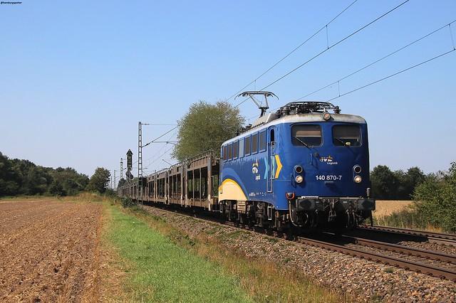 evb 140 870 - Bremen-Mahndorf