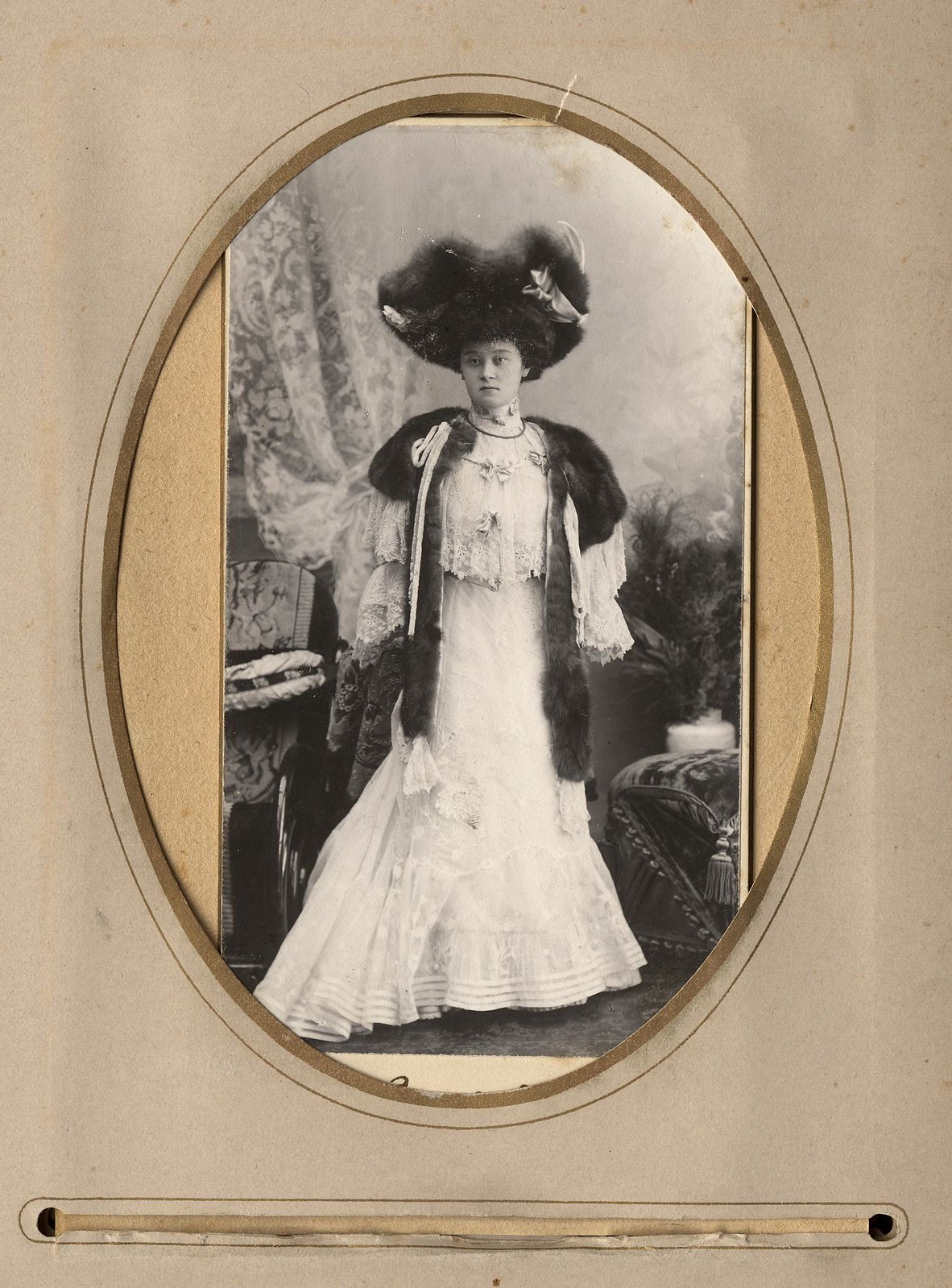 09. Супруга А.Ф. Домишкевича