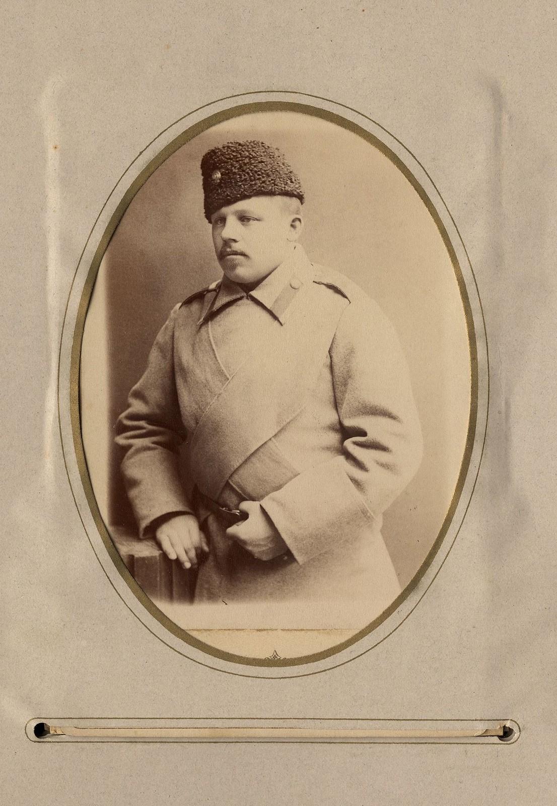 06. Брандмейстер  А.Ф. Домишкевич