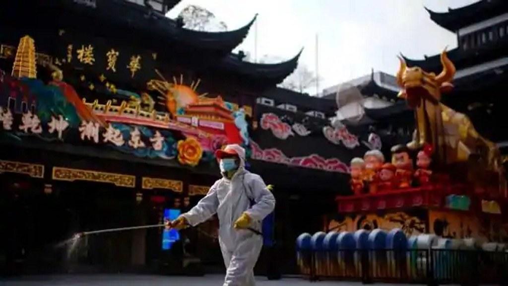 चीन में गले और नाक की बजाय मलद्वार से स्वाब लेकर हो रही कोविड जांच