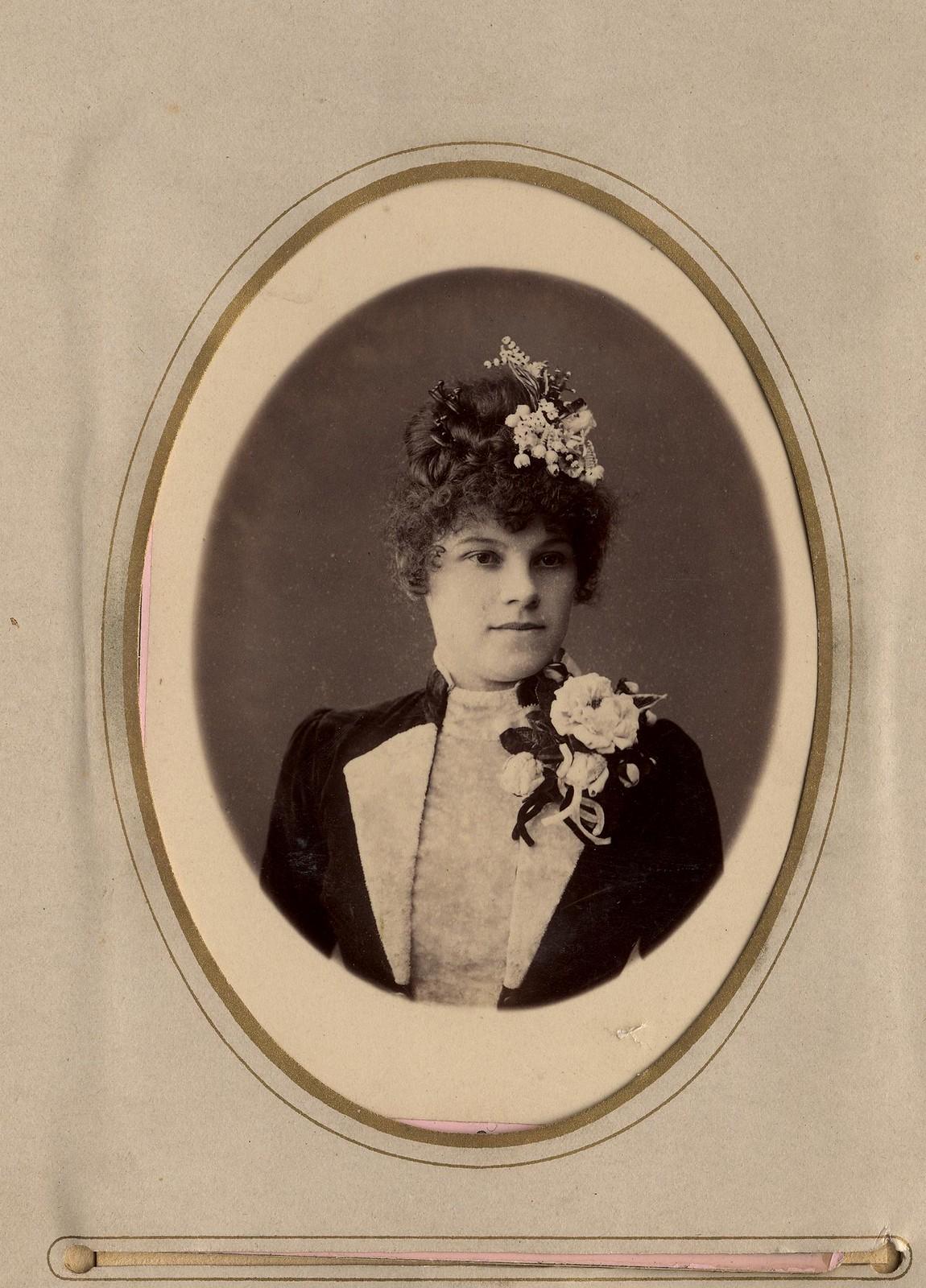 08. Супруга А.Ф. Домишкевича