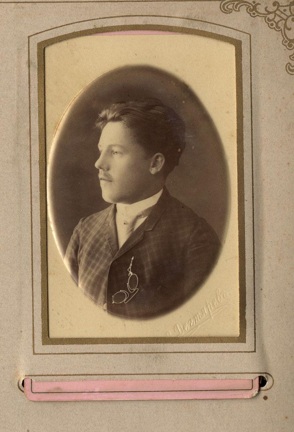 07. Александр Домишкевич