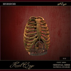 Lilith's Den  - Heart Cage