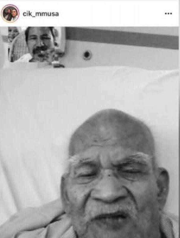 Bapa M. Nasir Meninggal Dunia di Singapura