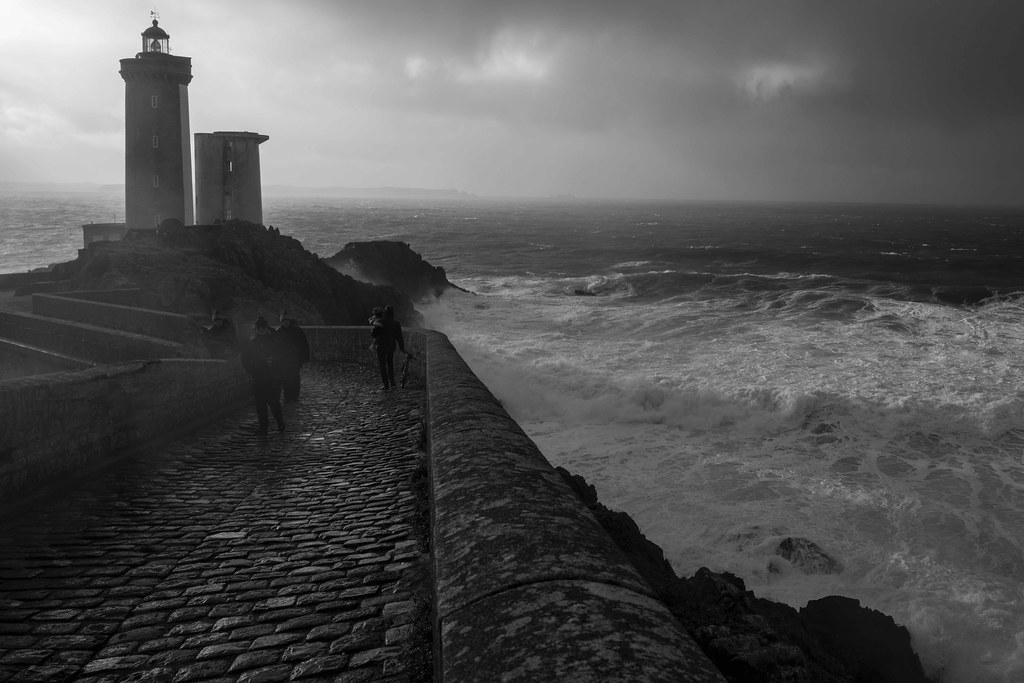 Au coeur de la tempête  #explore