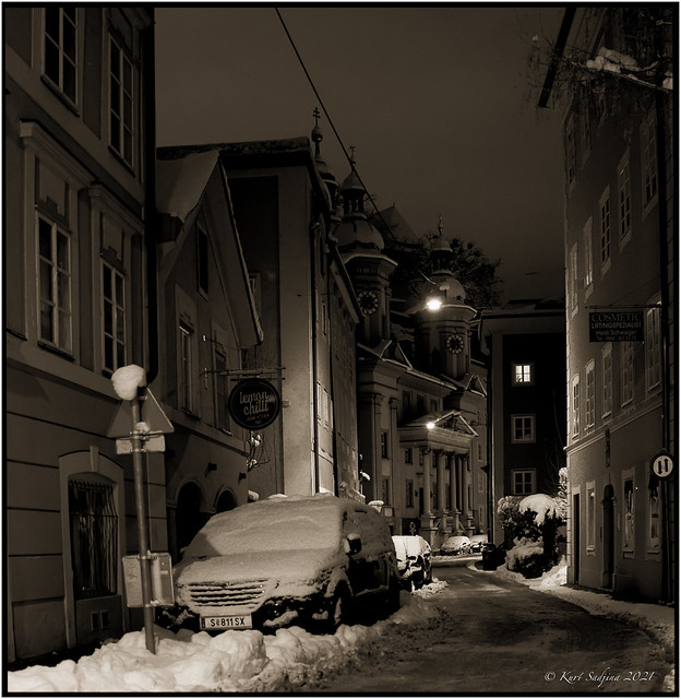 Night walk_Hasselblad 503cx