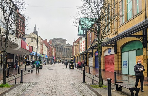 Friargate in Preston bit busier recently | by Tony Worrall