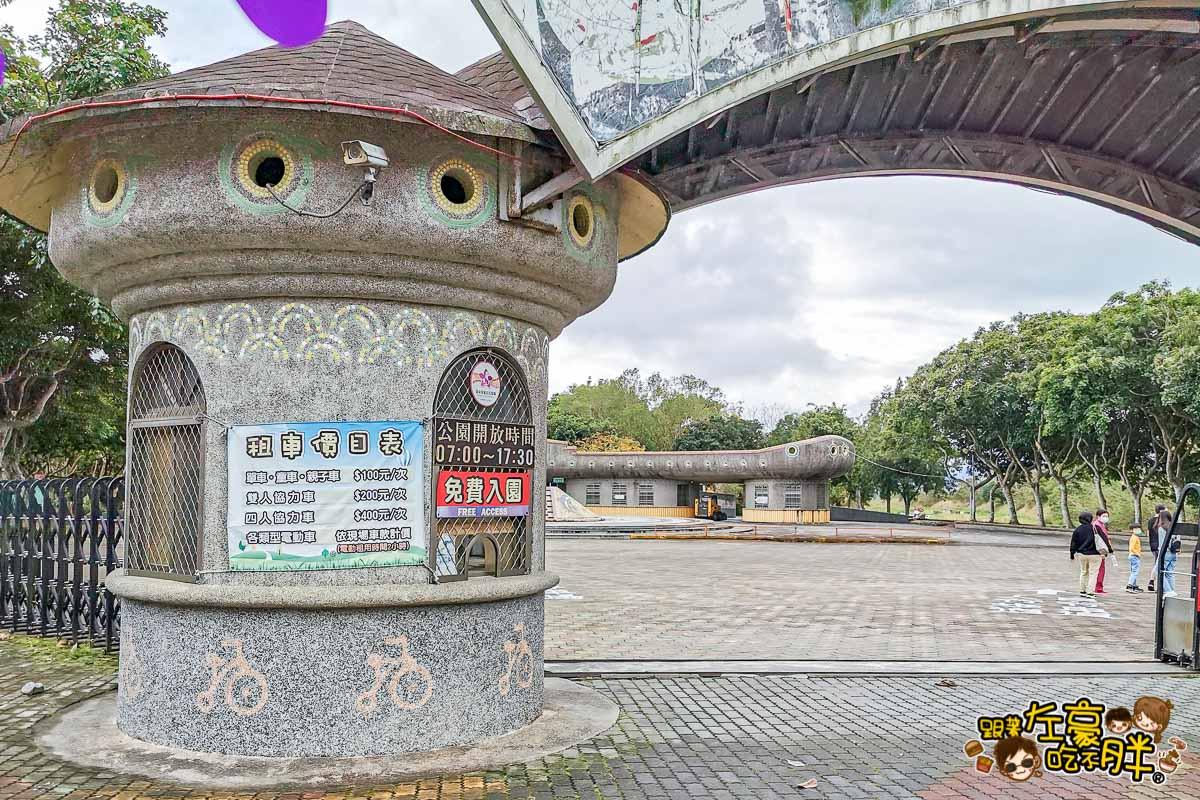 台東關山親水公園 關山腳踏車-49