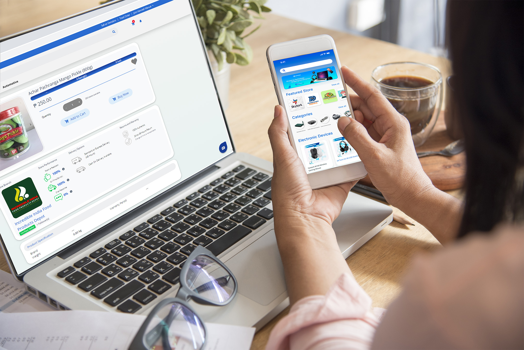 VeMoBro: New E-Commerce Online Shopping Platform  Review