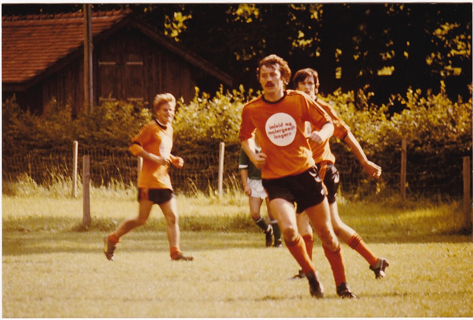 1983 – 1. Sieg