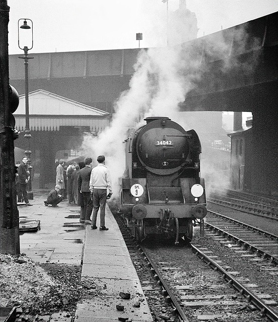 Great Central Railway Nottingham 30th March 1963