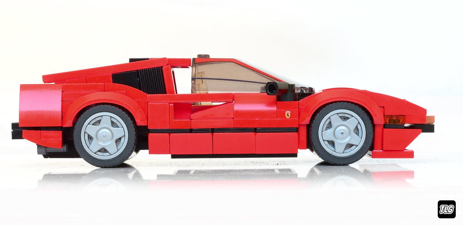 Ferrari 308 GTB Q. 03 - INSTRUCTIONS