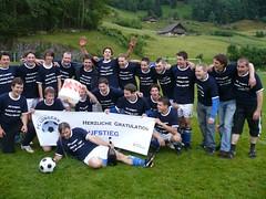 2008 – 2. Aufstieg