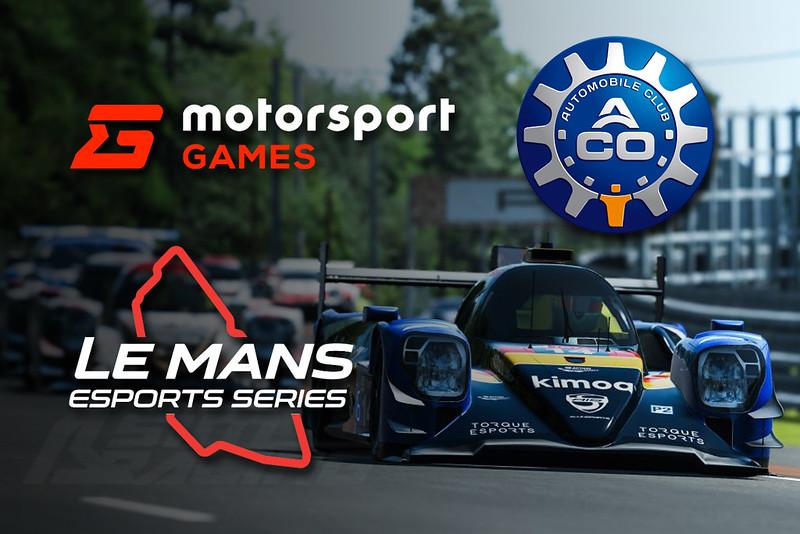 Motorsport Games & Automobile Club de l'Ouest Agree Ten Year Exclusive License
