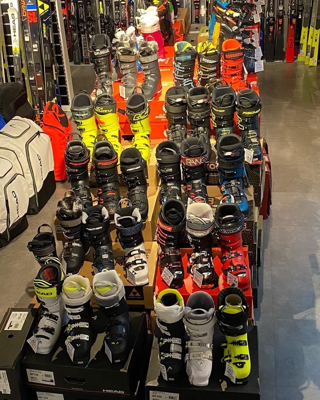 Botas de esquí en Patrick Sport