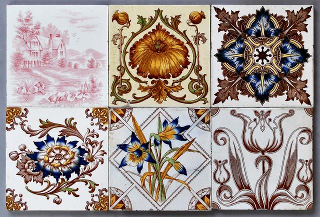 WTH Smith tiles