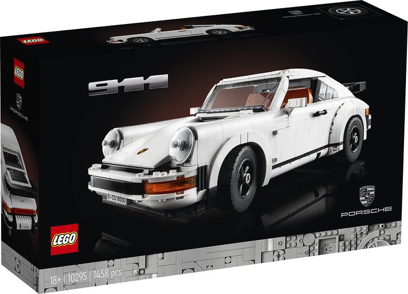 10295 LEGO Porsche