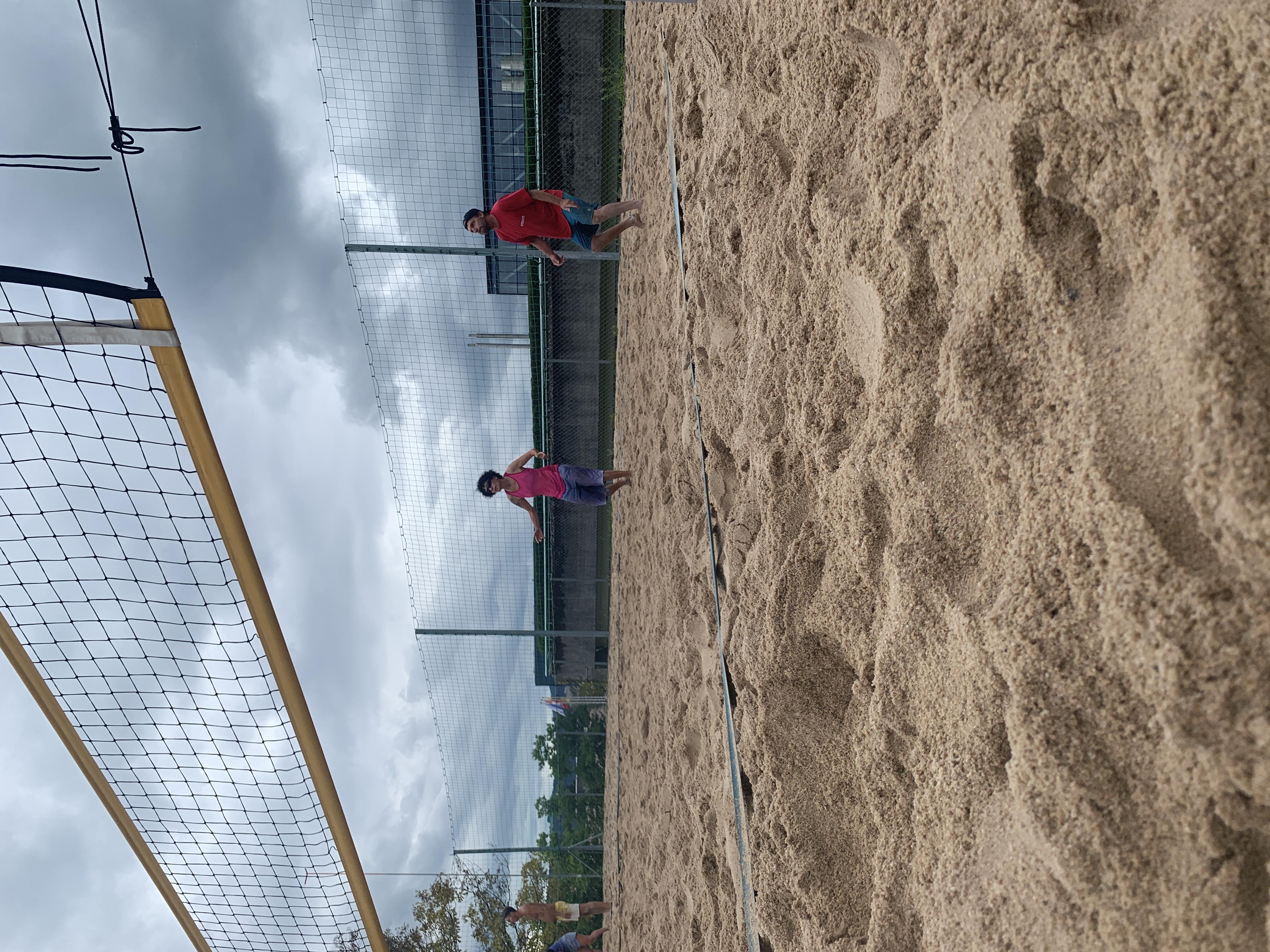 Beachvolleyball Turnier 2020
