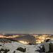 Månelyst på Løvstakken