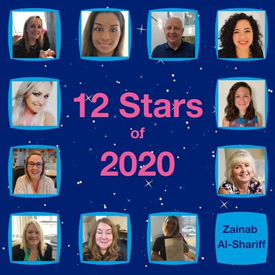12 Stars of 2020