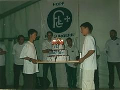 2002 – 20 Jahre FC Lungern