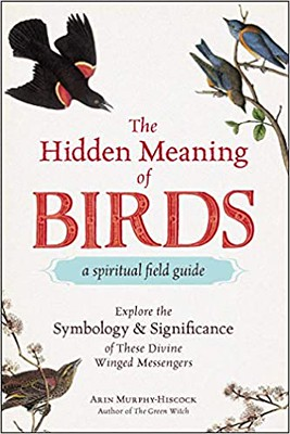 The Hidden Meaning of Birds - A Spiritual Field Guide : Explore the Symbology and Significance of These Divine Winged Messengers - Arin Murphy-Hiscock