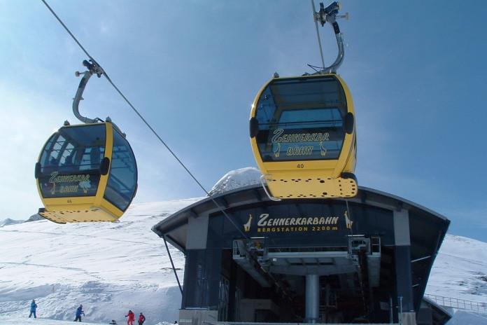 Technické zajímavosti lanovek v Obertauernu