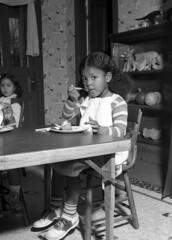 African American Portraits - Preschooler