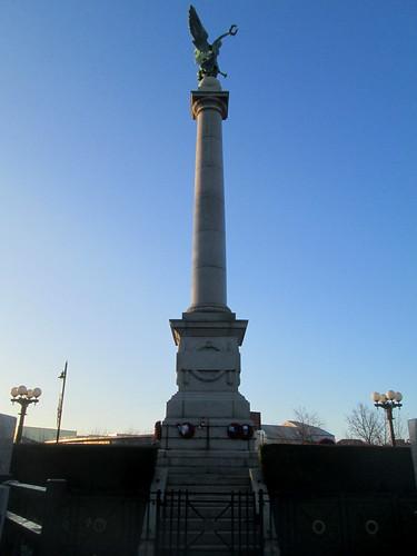 War Memorial, Sunderland, From North