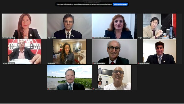 South America-2020-11-18-South America's International Media Association for Peace Holds Online Panel Attracting 165 Viewers