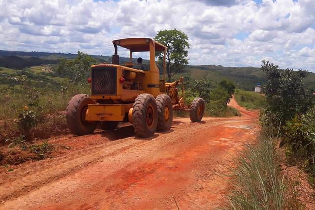 GDF Presente promove melhorias em áreas rurais do Paranoá