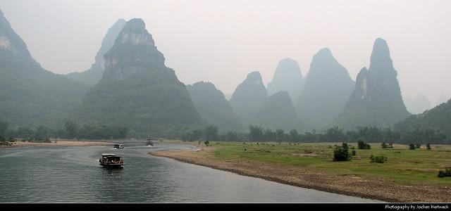 Li River, Guangxi, China
