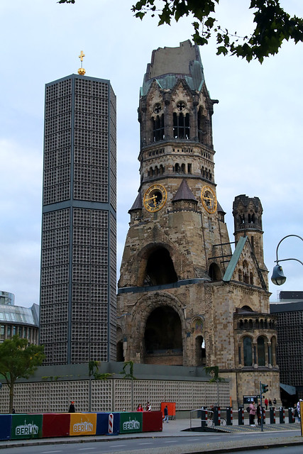 Gedächtniskirche, Berlin, October 6th 2020