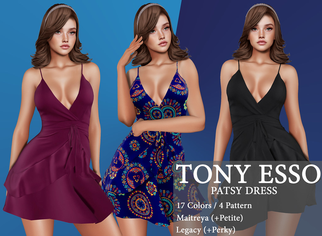 Tony Esso - Patsy Dress