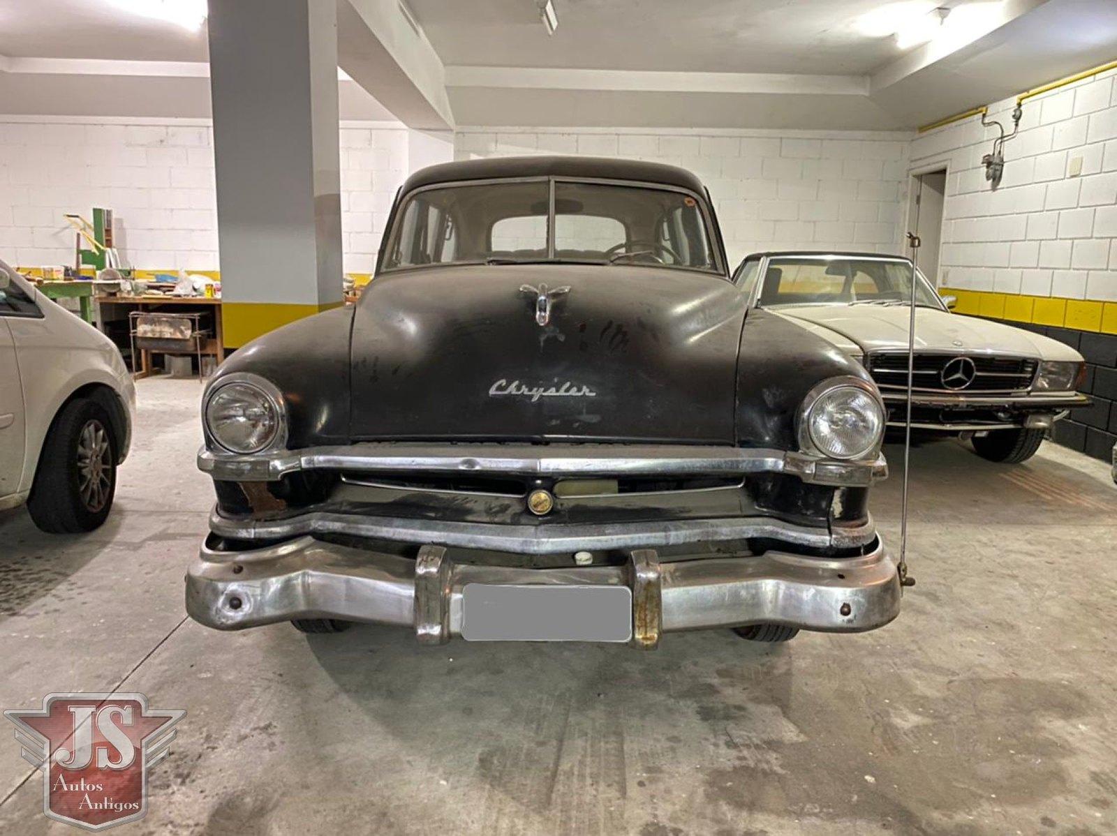 Chrysler 1951 Windsor Limousine