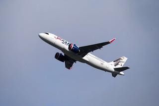 A320n F-WWBT MSN10301 JetSmart (CC-AWQ)