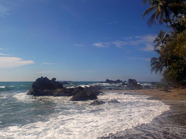 La llegada del océano / The arrival of the ocean