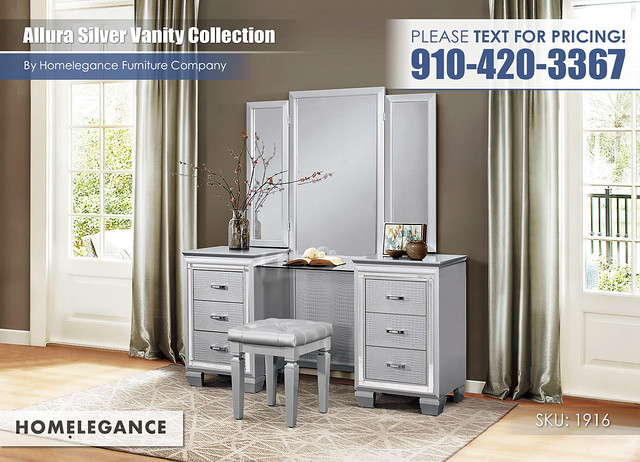 Allura Silver Vanity_Homelegance_19161520191614